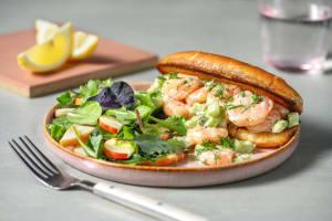 New England-Style Shrimp Rolls image