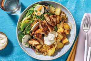 Mumbai Chicken & Spiced Potatoes image