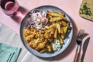 American Honey & Chipotle Roasted Cauliflower image
