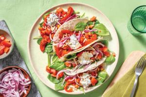 Chermoula Chickpea Tacos image