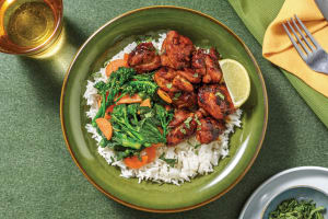 Asian Soy & Lime Chicken image
