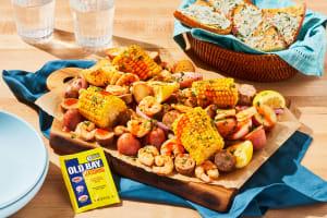 OLD BAY® Shrimp & Sausage Boil image