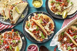 One-Pan Pork Carnitas Tacos image