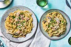 One pot pasta image