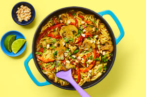 One-Pot Spicy Coconut Curry Stir-Fry image
