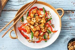 Orange and Cashew Chicken Stir-Fry image