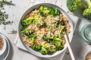 Orzo met broccoli en pecorino image