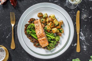 Oven-Baked Salmon image