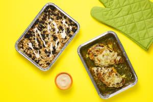Oven-Ready Cheesy Salsa Verde Chicken image