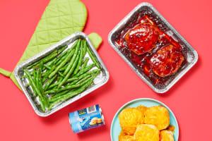 Oven-Ready Cherry Dijon Glazed Pork Chops image