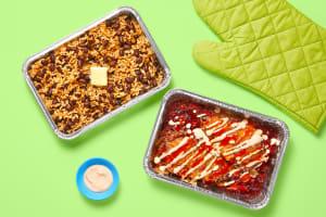 Oven-Ready Enchilada Chicken image