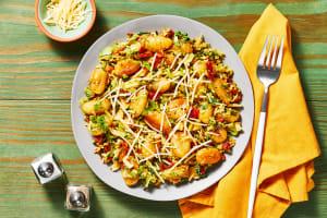 Pan-Fried Garlic Herb Gnocchi image