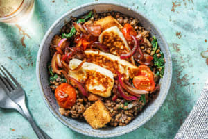 Pan-Fried Halloumi image