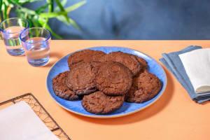 Full-of-Fudge Brownie Cookie Dough image