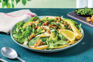Pear, Rocket & Avocado Salad image