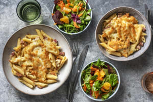 Penne'n cheese image