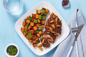 Pineappley Pork Meatloaves image
