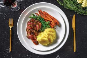 Pistachio-Crusted Lamb Rump image