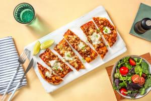 Turkey Taco Pizza image