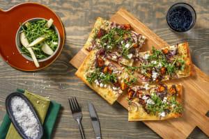 Pizza bianco image