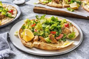 Chicken Caesar Pizza image