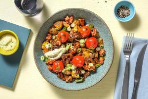 Chorizo Hash image