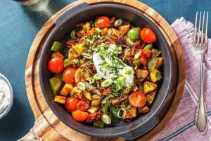 One-Pan Chorizo Hash image