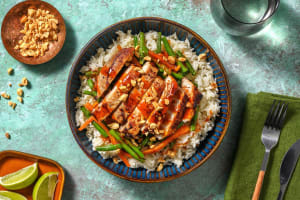 Thai-Spiced Ginger Pork image