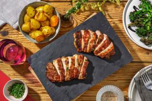Porchetta-Style Pork Chops image