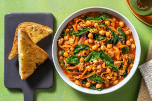 Pork and Chickpea Stew image