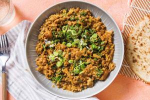 Pork and Lentil Curry image