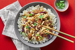 Pork & Cabbage Stir-Fry image