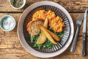 Pork & Caramelised Pear image