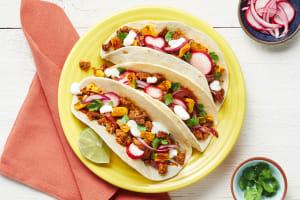 Pork & Caramelized Pineapple Tacos image