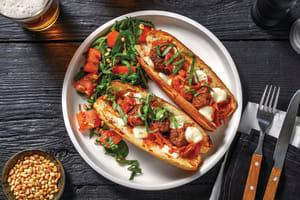 Pork Meatball & Bocconcini Subs image