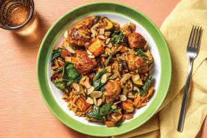 Pork Meatball & Pesto Risoni image