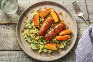 Pork & Oregano Sausages image