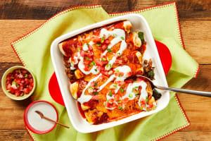 Pork & Poblano Enchiladas image