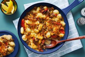 Pork Sausage Gnocchi Bake image
