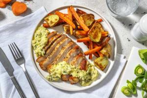 Pan-Fried Pork Steak image