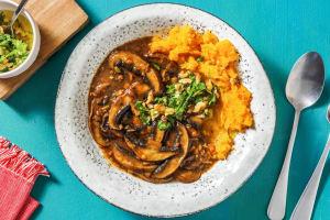 Portobello Mushroom Stew image