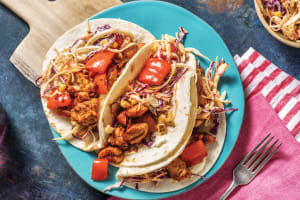 Portuguese Chicken Tacos image