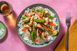 Lemongrass and Coconut Chicken image