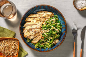 Tahini Drizzled Chicken image