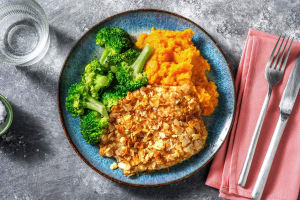Almond-Crusted Chicken image