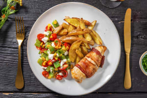 Bacon-Wrapped Chicken image