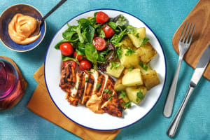 Portuguese Grilled Chicken image