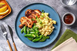 Backyard BBQ-Style Chicken Dinner image
