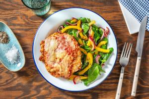 Crispy Chicken Parmigiana image