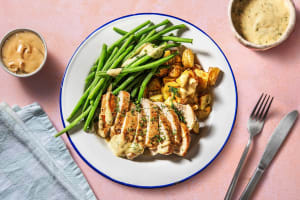 Pan-Seared Chicken image